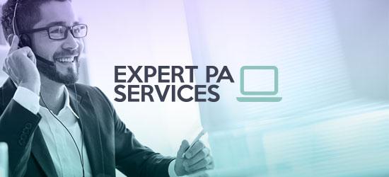 Expert PA Services - Portfolio