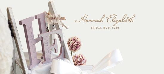 Hannah Elizabeth Bridal - Portfolio