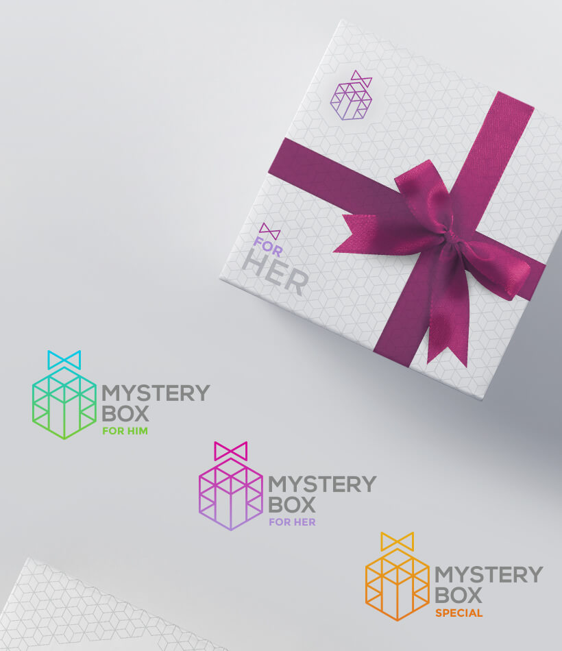mystery-box-logo-variations