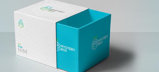 Mystery Box - Portfolio