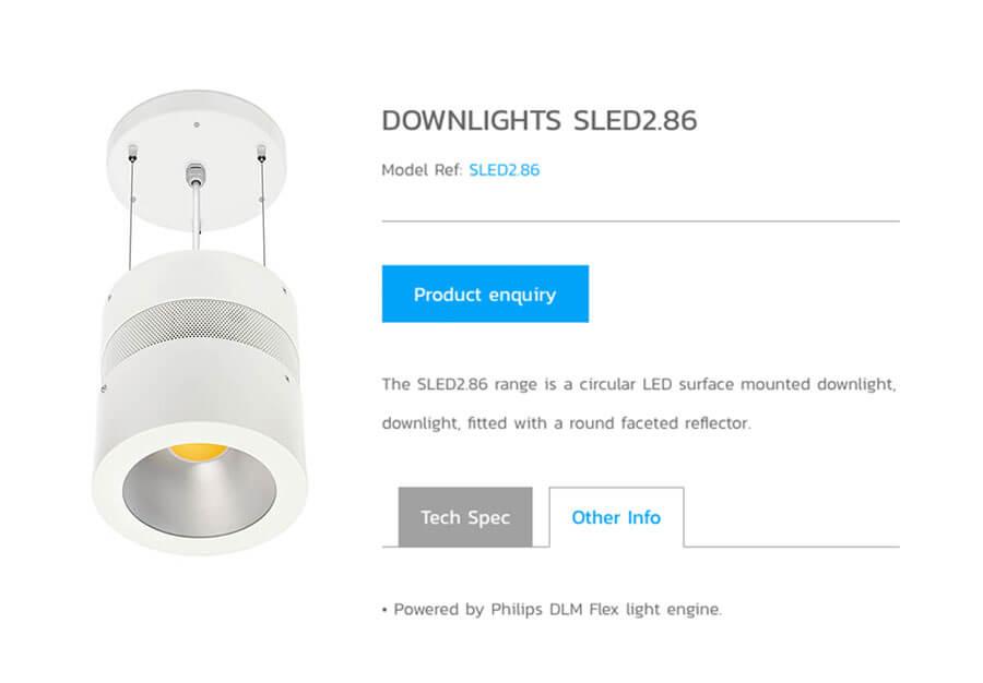specials-lighting-design